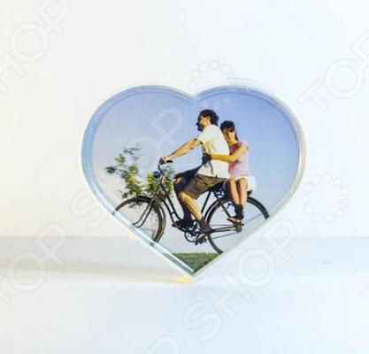Фоторамка вращающаяся 31 ВЕК «Два сердца» 31 век два сердца