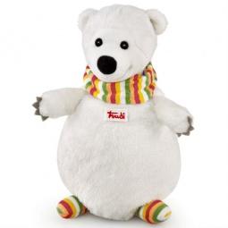 Купить Мягкая игрушка на руку Trudi Белый мишка и пингвин