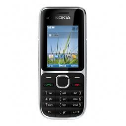 фото Мобильный телефон Nokia C2-01. Цвет: черный