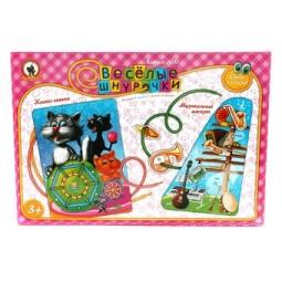 фото Игра развивающая для малыша Русский стиль «Кошки-мышки. Музыкальный магазин»