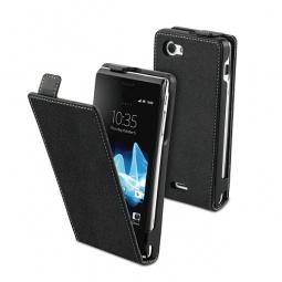 фото Чехол Muvit Slim Flip для Sony Xperia J