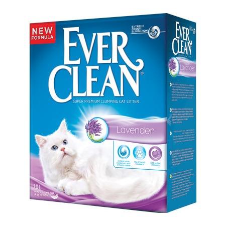 Купить Наполнитель для кошачьего туалета Ever Clean Lavender 29900