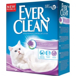 фото Наполнитель для кошачьего туалета Ever Clean Lavender 29900