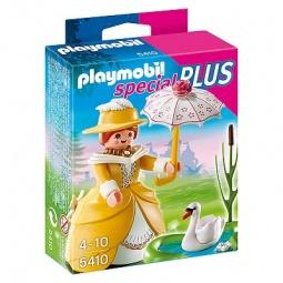фото Набор фигурок к игровому конструктору Playmobil «Дополнение: Принцесса с прудом»