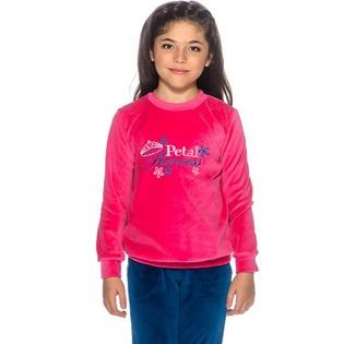 Купить Комплект для девочки: джемпер и брюки Свитанак 645678