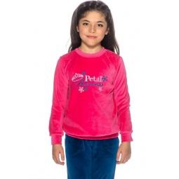 фото Комплект для девочки: джемпер и брюки Свитанак 645678. Рост: 134 см. Размер: 34