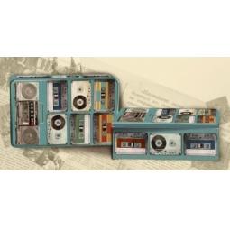 фото Коробка для хранения Феникс-Презент «Аудиокассеты»