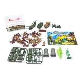фото Набор игровой для мальчика Shantou Gepai «Военный» 2388-34