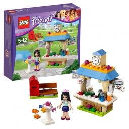 фото Конструктор игровой LEGO «Туристический киоск Эммы»