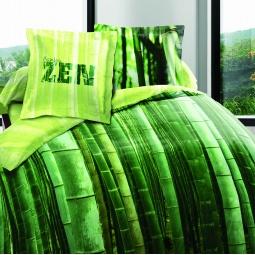 фото Комплект постельного белья с эффектом 3D Buenas Noches Bambook. Евро