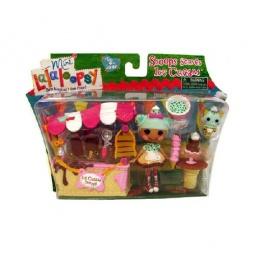 фото Набор игровой для девочек Lalaloopsy Mini. Любители мороженого