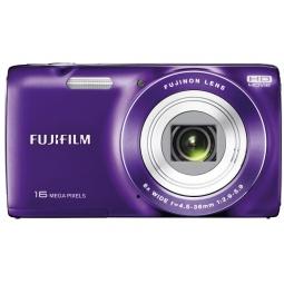 фото Фотокамера цифровая Fujifilm FinePix JZ250. Цвет: пурпурный