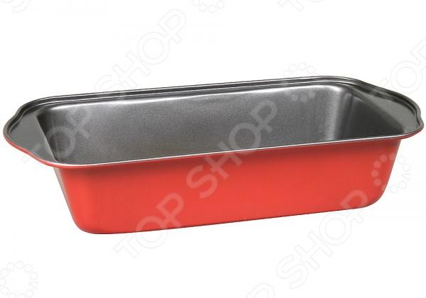 Форма для запекания металлическая POMIDORO Q2610Металлические формы для выпечки и запекания<br>Форма для запекания металлическая POMIDORO Q2610 - качественная и удобная модель, которая обязательно понравиться каждой современной хозяйке. Форма прекрасно подходит для приготовления любой выпечки, запеканок и прочих лакомств. Благодаря тому, что форма изготовлена из углеродистой стали, обеспечивается равномерное пропекание и подрумянивание выпечки. Модель оснащена антипригарными свойствами, поэтому извлечь готовый продукт из формы не составит особого труда. Прочная и долговечная форма для выпекания, не деформируется под воздействием температуры, легко моется.<br>