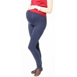 Купить Леггинсы для беременных Nuova Vita 5202.24. Цвет: синий