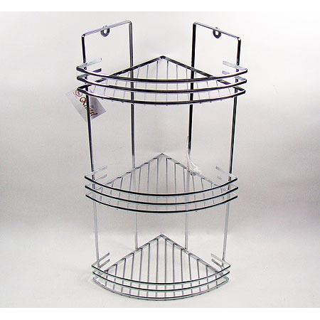 Купить Полка-уголок для ванной Super Kristal SK-2942