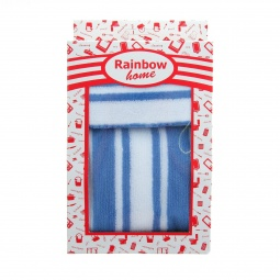фото Комплект из полотенца и салфетки Rainbow home «Веселый»