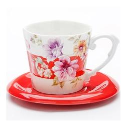 фото Чайная пара Loraine LR-24712 «Цветы»