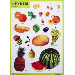 Купить Фрукты и ягоды