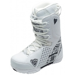 Купить Ботинки для сноуборда Black Fire B&W 2QL White (2013-14)