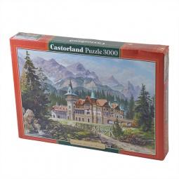 Купить Пазл 3000 элементов Castorland «Замок у подножия»