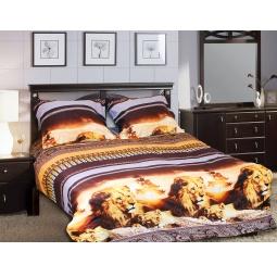 фото Комплект постельного белья Amore Mio Praid. Mako-Satin. 1,5-спальный