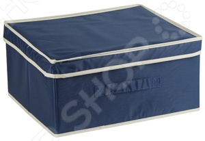 Короб с крышкой White Fox WHHH10-358 Comfort  откидной короб 9 ячеек красный прозрачный стелла fox 101