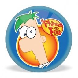 Купить Мяч Mondo «Финес и Ферб»