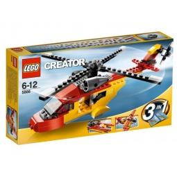 фото Конструктор LEGO Вертолет-спасатель