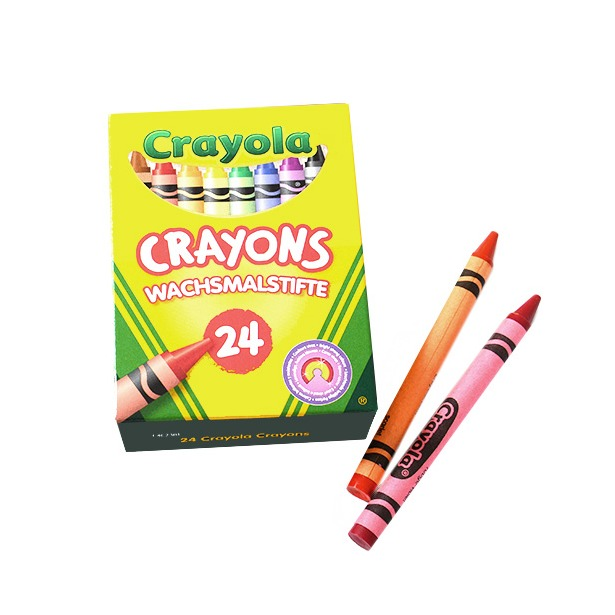 фото Набор восковых мелков Crayola