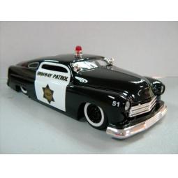 фото Модель автомобиля Jada Toys 1951 Mercury Highway Patrol