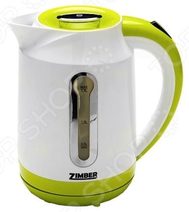 Чайник Zimber ZM-10826 чайник zimber zm 11032