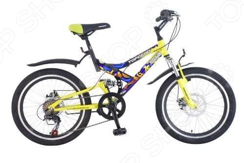 Велосипед детский Top Gear Hooligan ВН20075