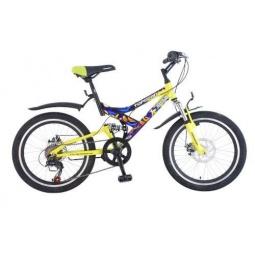 Купить Велосипед детский Top Gear Hooligan ВН20075