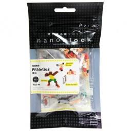 Купить Мини-конструктор Nanoblock «Легкая атлетика»