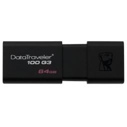 Купить Флешка Kingston DT100G3/64GB