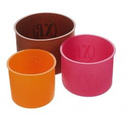 Купить Набор форм силиконовых для выпечки Marmiton «Пасхальный»