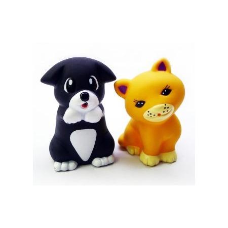 Купить Набор игрушек для ребенка Жирафики «Котенок Мяу и Щенок»
