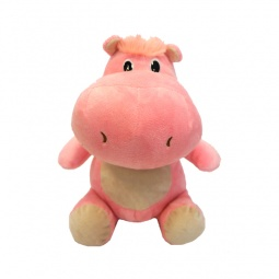 фото Мягкая игрушка со звуком Maxiplay «Бегемотиха Клава»