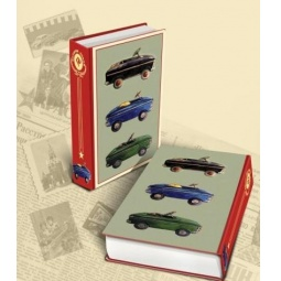 фото Книга-шкатулка Феникс-Презент «Советские автомобили»