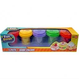фото Пластилин Fun Dough. Количество предметов: 5