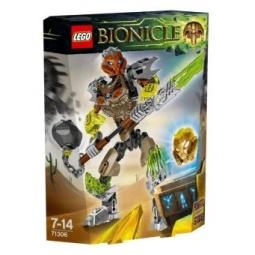 фото Фигурка сборная LEGO «Похату: Объединитель камня»