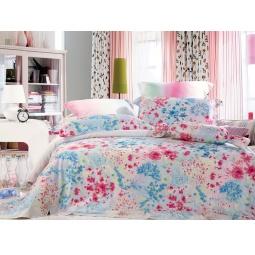 фото Комплект постельного белья Tiffany's Secret «Сон в летнюю ночь». Семейный. Размер наволочки: 70х70 см — 2 шт