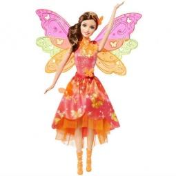 фото Кукла с встроенным механизмом Mattel Barbie «Фея Нори» с раскрывающимися крыльями