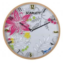 фото Часы настенные Scarlett SC-33 A