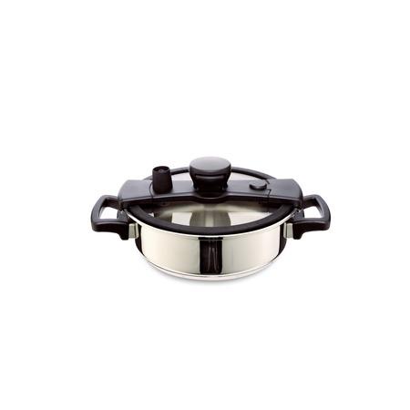 Фото Скороварка 3 в 1 Delimano Smart Cook Vision. Объем: 3 л