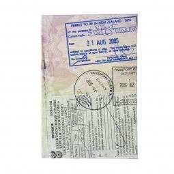 фото Обложка для паспорта Mitya Veselkov «Загран»