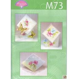 Купить Набор схем для парчмента Pergamano M73 Открытки со сгибами