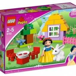 фото Конструктор LEGO Принцессы Домик Белоснежки