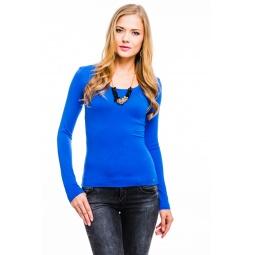 фото Кофта Mondigo 436. Цвет: синий. Размер одежды: 46