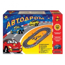 Купить Автодром игрушечный Тилибом Т80437